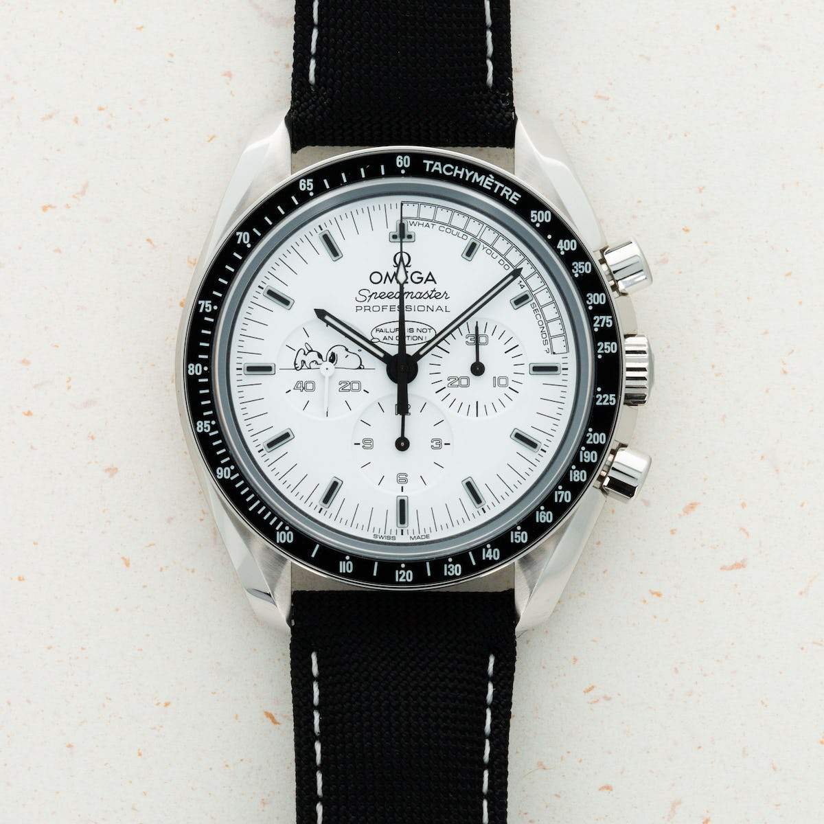Thumbnail for Omega Speedmaster Professional Silver Snoopy Award 45th Anniversary 311.32.42.30.04.003