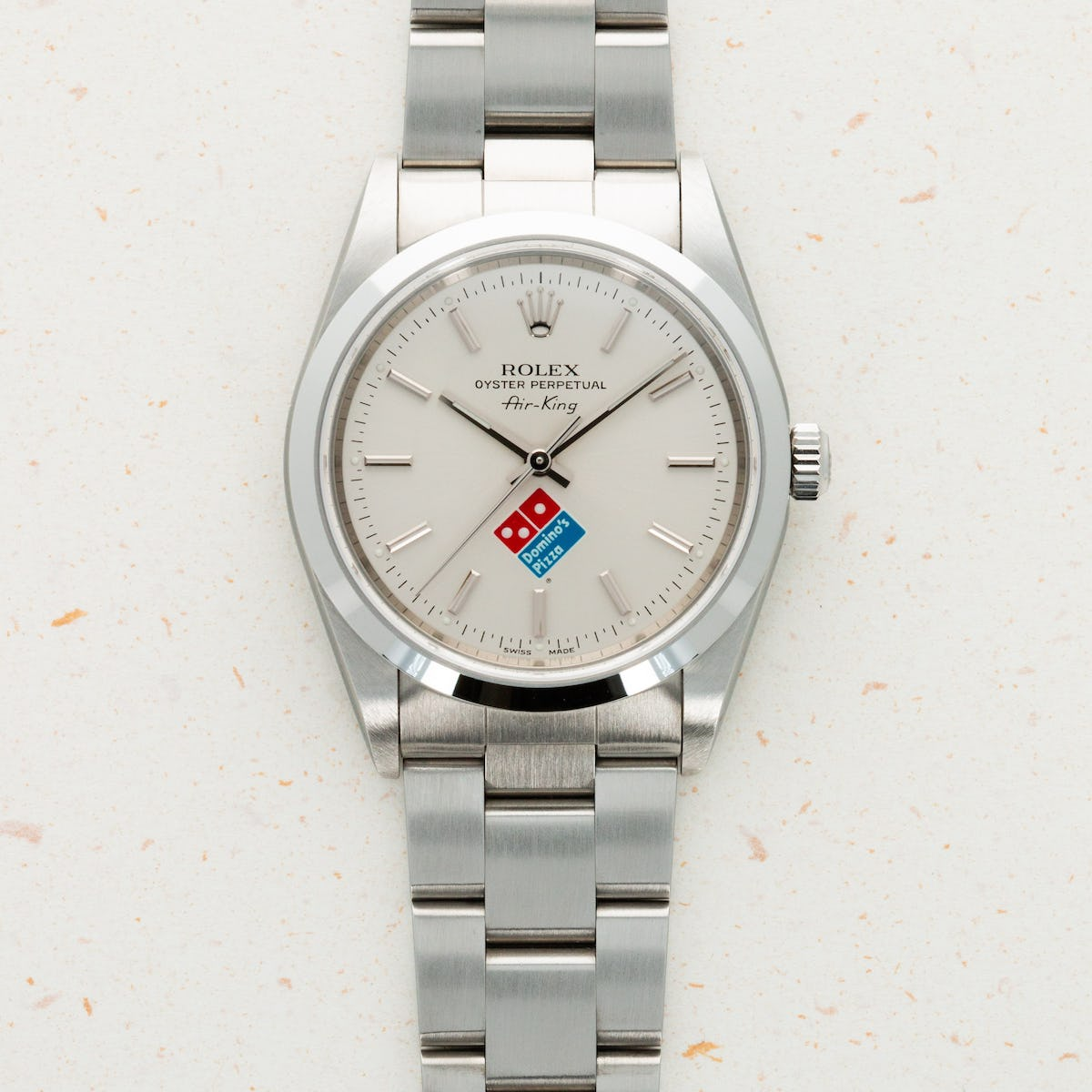 Thumbnail for Rolex Air-King Dominos Edition 14000