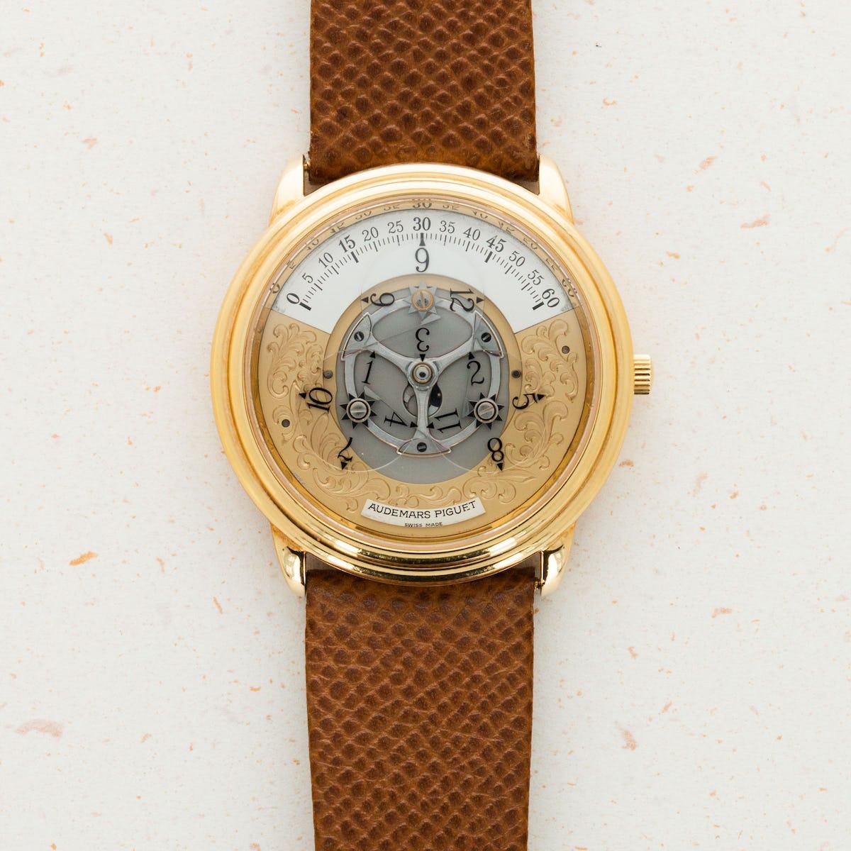 Thumbnail for Audemars Piguet Yellow Gold Star Wheel 25720