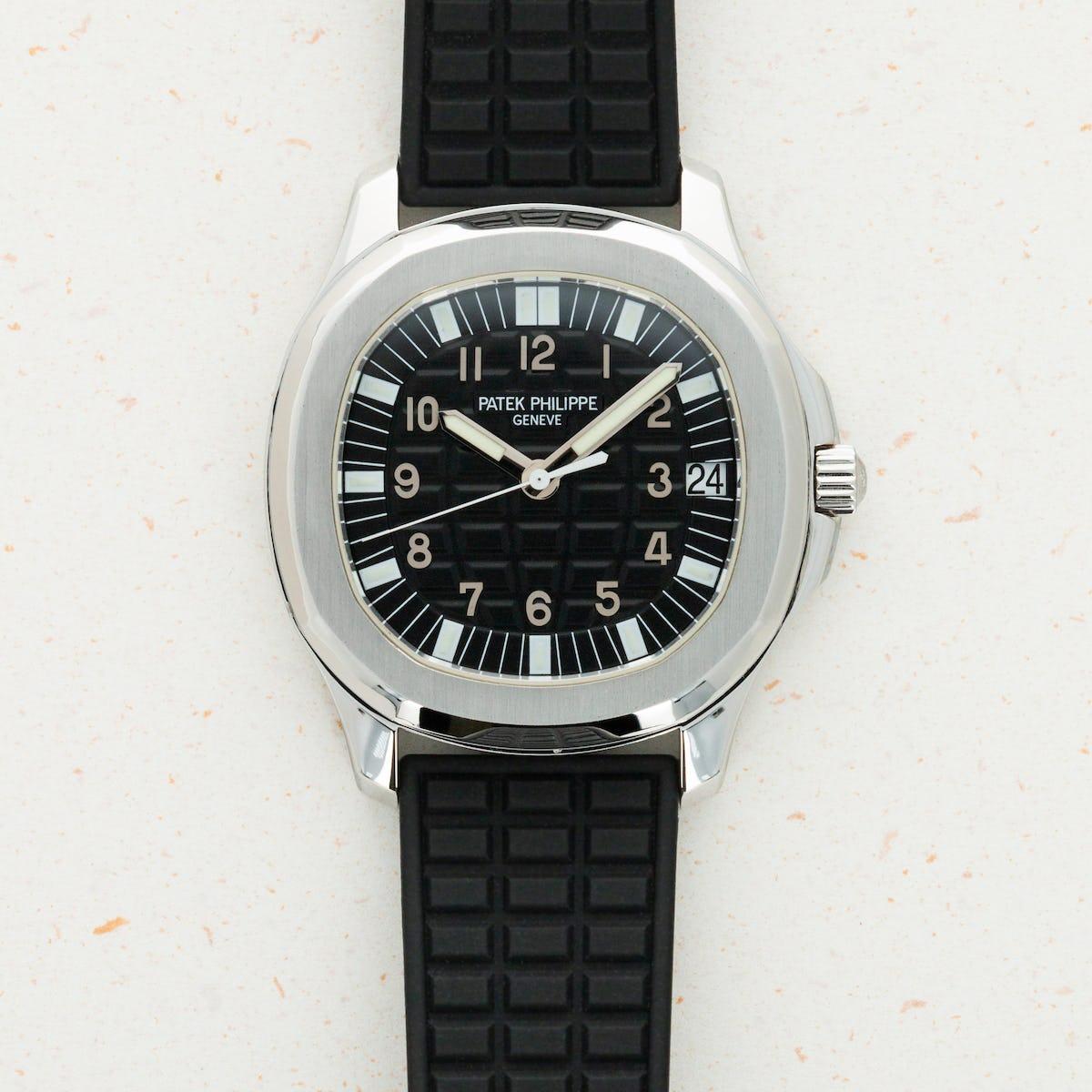 Thumbnail for Patek Philippe Jumbo Aquanaut 5065