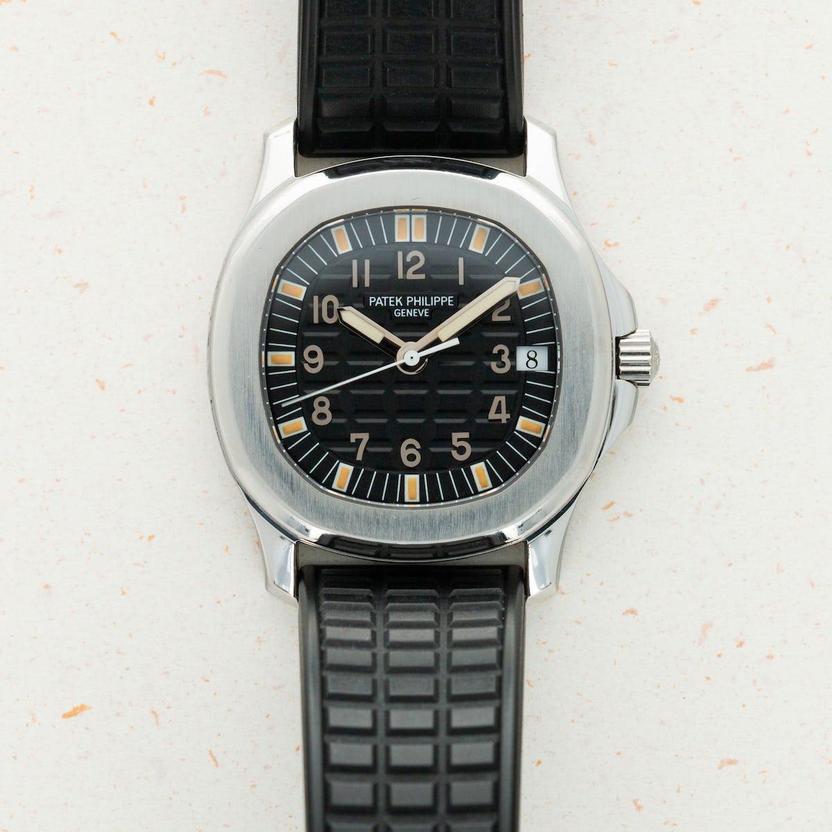 Thumbnail for Patek Philippe Aquanaut First Series 5060