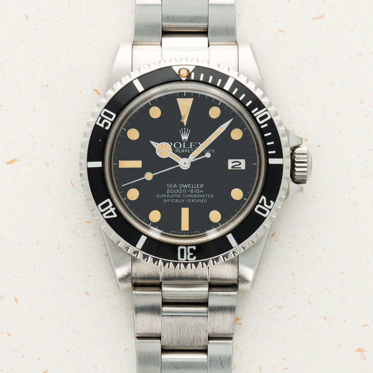 Thumbnail for Rolex Sea-Dweller Great White 1665