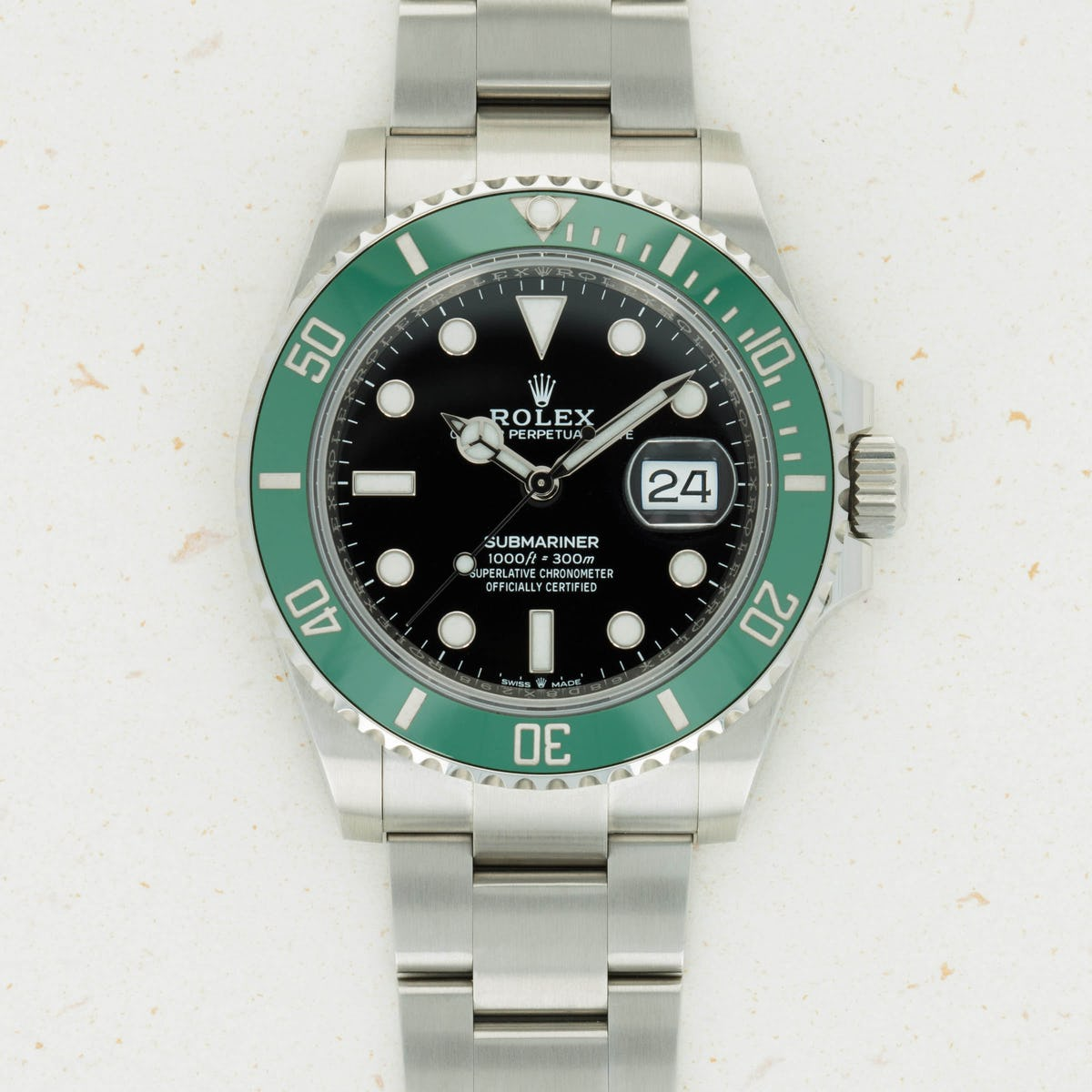 Thumbnail for Rolex Submariner Date Starbucks 126610LV